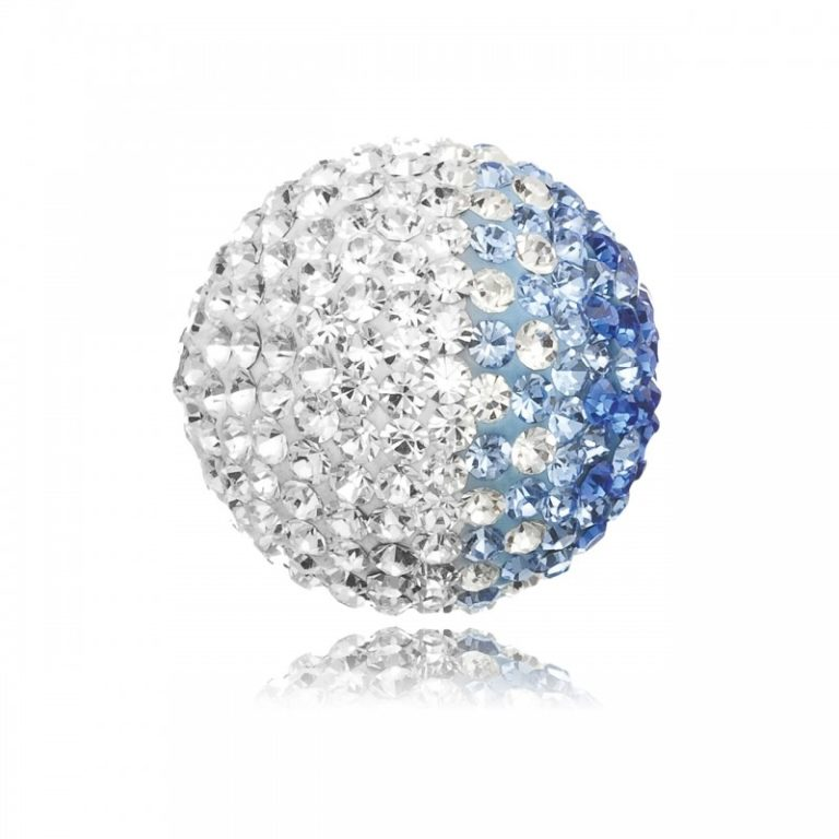 Soundball Cristal Azul/Blanco