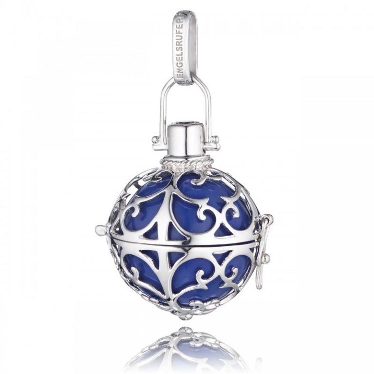 Llamador Plata - Azul