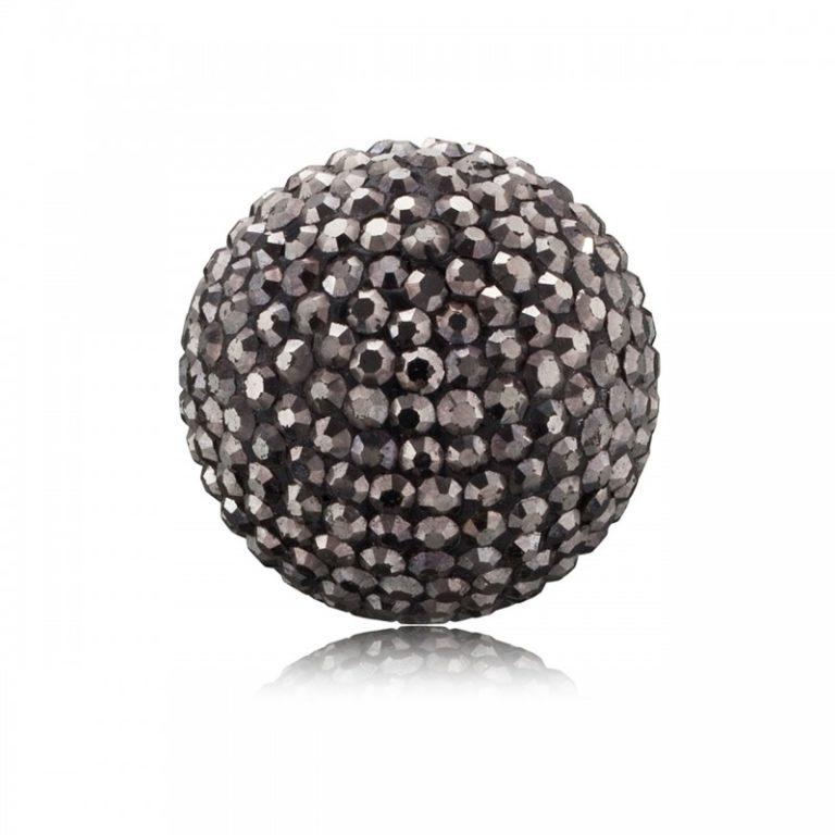Soundball cristal gris
